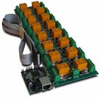 SNMP Web based 16 Channel Relay Board (Card) for Remote Control