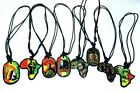 15* Reggae Pendant Necklaces