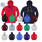 Sports Team Hoodies CUSTOM CORD COLOUR OPTIONS Men's Size Adults UNISEX HOODY
