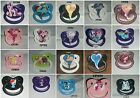 """Ponys"" Pacifier CUSTOM MADE PACIFIERS anonymous listing #1"