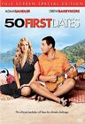 50 First Dates (DVD, 2004, Special Edition - Full Frame) New