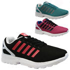LADIES WOMENS SPORTS GYM FITNESS JOGGING RUNNING ROSHE RUN TRAINERS SHOES SIZE
