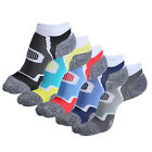 Fashionable Men's Women's Sports Socks Size 9-11 Five Bright Colors New Style
