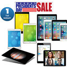 Refurb Apple iPad Air 1/2,mini,2,3,4 iOS Wifi + 4G with 1-Year Warranty
