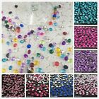 1000PCS 1/3ct Diamond Table Confetti CRYSTALS Wedding Party Decorations 3-10mm
