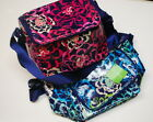 Vera Bradley Stay Cooler Katalina Pink Blues Insulated Lunch Box NWT