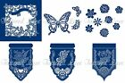 Tattered Lace Botanical Bouquet Collection Brand New 2017 In Stock - FREE UK P&P
