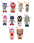 NEW Authentic Great Eastern Sonic the Hedgehog Plush Toy Doll
