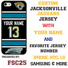 Jacksonville Jaguars NFL Phone Case Cover for iphone 7 iphone 6 iphone 5 ipod 5