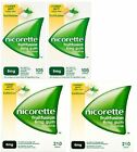 Nicorette Fruitfusion Nicotine Chewing Gum Various Sizes 210 420 Twin Pack