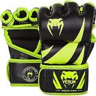 Venum Challenger MMA Gloves UFC Training Black/Neo Yellow