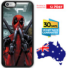 TPU Shockproof Bumper Case Marvel Avengers Superhero Deadpool Funny #1