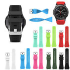 Silicone Replacement Watch Band Strap for Samsung Gear S3 Classic / Frontier