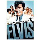 THE TROUBLE WITH GIRLS, - Elvis Presley New sealed Dvd