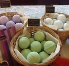 Jumbo Bath bombs Lush scents BUY 2 GET 3RD FREE  Coconut Melon Berry & More