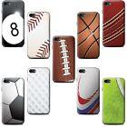 STUFF4 Gel/TPU Phone Case for LG G Smartphone/Sports Balls/Protective Cover $7.9 USD