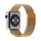 For Apple Watch Magnetic Closure Milanese Loop Stainless Steel Watch Bands Strap