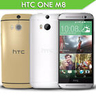 HTC One M8 16G 5.0MP Gold Silver Unlocked Android WIFI Smartphone