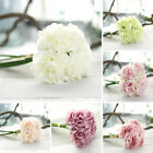 Sales~Fake Artificial Bouquet 5 Heads Peony Silk Flower Home Wedding Party Decor