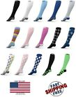 Go2 Compression Socks 20-30 mmHG Graduated Mens or Womens S-XL BEST 17 COLORS