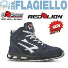 Scarpe Antinfortunistica UPOWER Red Lion MOVING S1P SRC dal 38 al 48 u power