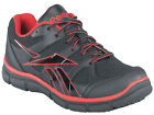Brand New Reebok RB2204 Men's Black with Red Trim Sport Grip Work Shoes