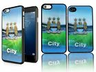 Manchester City Protective Football Club 3D Case Cover for iPhone 4 5 5S SE 6 6S