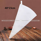 30cm 40cm Reusable Cotton Piping Bag Icing Piping Cream Pastry Bag Cake Tools S3
