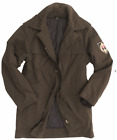 Czech army surplus dark olive green m98 lined parka NEW UNISSUED
