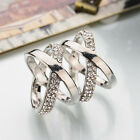 New Fashion Jewelry Gold Color Diamond Brooch Pin for Women ED0784