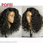 Body Wave 100% Brazilian Human Hair Full Lace Wig/Lace Front Wig 150% density
