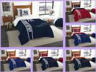 MLB Licensed 2 Piece Twin Comforter & Sham Bed Set In A Bag - Choose Your Team