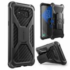 i-Blason Galaxy S8+ Plus Case Transformer Kickstand Combo Holster 2017