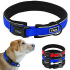 Didog Thick Padded Nylon Pet Dog Collar For Small Medium Large Breeds Reflective