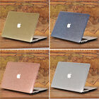 "Glitter Bling Leather Coated Shiny Case for MacBook Pro 13"" 13.3"" 15.4""Touch Bar"