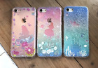Cartoon Princess Ariel Soft Rubber Raised Back Protective Case Cover For iPhone