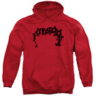 Betty Boop WORD HAIR Name Written in Hair Licensed Sweatshirt Hoodie $41.71 USD