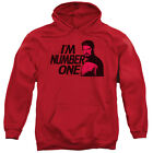 Star Trek Next Generation TNG I'M NUMBER ONE Licensed Sweatshirt Hoodie on eBay
