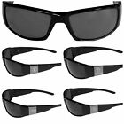 NFL,MLB Team Chrome Black Sunglasses Football Sports Sun Glasses-Pick Your Team