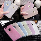 Luxury Ultra-thin Bling Glitter Sparkle Soft Silicone TPU Case For Various Phone