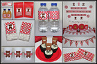 * TEDDY BEARS PICNIC Unisex PERSONALISED 1st Birthday Party