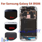 LCD Display Touch Screen Digitizer +Frame For Samsung Galaxy S4 i9506+Tools