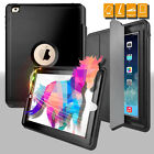 Shockproof Heavy Duty Smart Case Cover for Apple iPad 432&Mini&  Pro 9.7