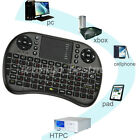 New Professional 2.4G Mini Wireless Keyboard Handhold Touchpad for PC Android TV