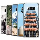 STUFF4 Gel/TPU Case/Cover for Samsung Galaxy S8 Plus/G955/Down Under