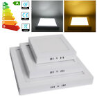 Modern Square LED Ceiling Light 12W 18W 24W Living Room Surface Mount Fixture US