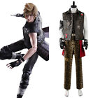 Final Fantasy FF15 XV Prompto Argentum Cosplay Costume Outfit Vest Shirt Suit