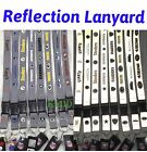 NFL,MLB,NBA Team Reflective Key Chain Lanyard-Pick Your Team on eBay