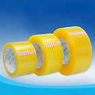 45mm 55mm 60mm Box Carton Sealing Packing Shipping Package Tape Clear New