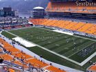 (4) Steelers vs Titans Tickets Upper Level Under Cover Close to the Aisle!!
